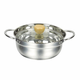 パール金属 プチクック ステンよせ鍋 HB−2466 16cm