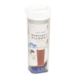 パール金属 クールフリー スリム冷水ポット 1.1L HB-4325 ホワイト