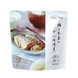 イザメシ デリ 梅と生姜のサバ味噌煮