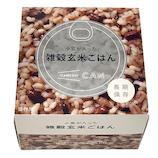 IZAMESHI CAN 小豆が入った 雑穀玄米ごはん 170g
