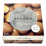 IZAMESHI CAN ほんのり甘い うずらの煮卵 90g