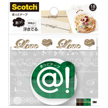 3M スコッチ@!テープ ATM18−02 ラブ