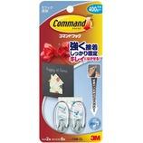 3M コマンドフック クリア Sサイズ CMS−CL