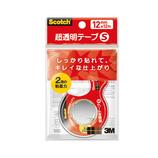 3M 超透明テープS CC1212−D−N 幅12×長12m巻