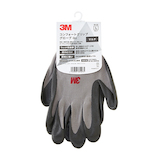 3M コンフォートグリップグローブ マルチタイプ L GLOVE-GRA-L グレー│安全用品・保安用品 作業用手袋