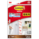 3M コマンドフック壁紙用 フォトフレーム金具タイプ用 CMK−FH01S