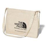 ザ ノースフェイス (THE NORTH FACE) ミュゼットバッグ NM81972K ナチュラル×ブラック│トートバッグ