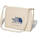 ザ ノースフェイス (THE NORTH FACE) ミュゼットバッグ NM81972SO ナチュラル×ソーダライトブルー