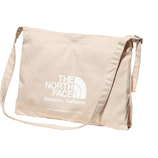 ザ ノースフェイス (THE NORTH FACE) ミュゼットバッグ NM82041 ナチュラル×ホワイト