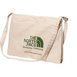 ザ ノースフェイス (THE NORTH FACE) ミュゼットバッグ NM82041 ナチュラル×ガーデングリーン