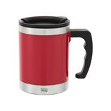 【お買い得】サーモマグ マグ M16−40 レッド│食器・カトラリー マグカップ・コーヒーカップ