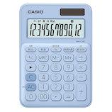 カシオ(CASIO) カラフル電卓 MW-C20C-LB-N ペールブルー