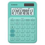 カシオ(CASIO) カラフル電卓 MW-C20C-PK-N ミントグリーン│オフィス用品 電卓