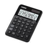 カシオ(CASIO) カラフル電卓 MW-C20C-BK-N ブラック