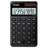 カシオ(CASIO) スタイリッシュ電卓 NS-S10-BK-N ブラック│オフィス用品 電卓