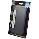 【iPhoneXS Max】エレコム×東急ハンズ iPhoneXS Max(6.5inch)用タフスリムライト HA-A18DTSLBK ブラック