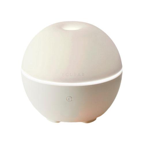 エレコム(ELECOM) パーソナル加湿器 エクリア ミスト HCE-HU1901UWH ホワイト