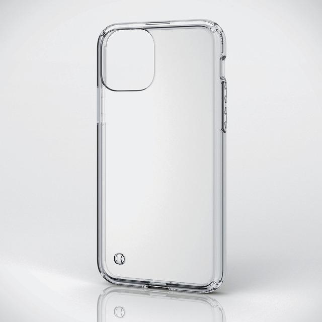 【iPhone11Pro】 東急ハンズオリジナル ハイブリッドケース i11P クリア