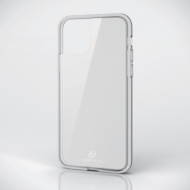 【iPhone11Pro】 東急ハンズオリジナル ガラスケース i11P