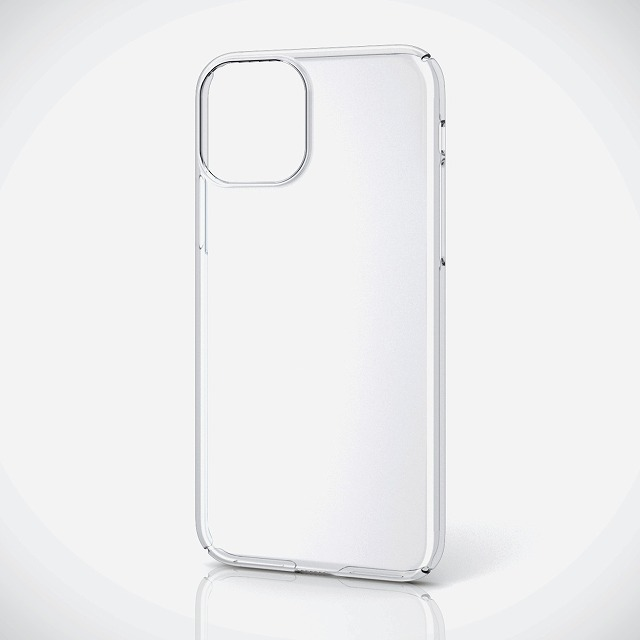 【iPhone11Pro】 東急ハンズオリジナル ハードケース i11P クリア