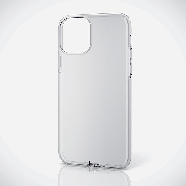 【iPhone11Pro】 東急ハンズオリジナル ソフトケース i11P クリア