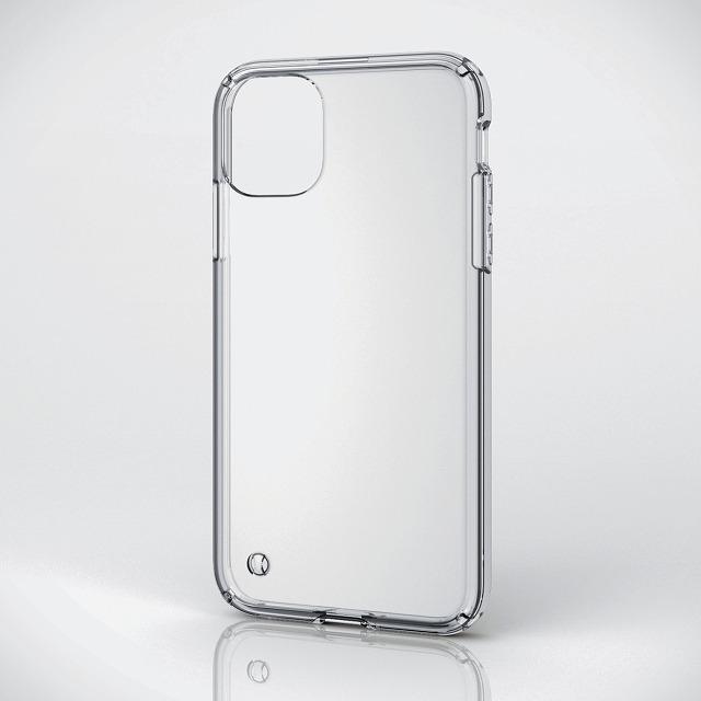 【iPhone11】 東急ハンズオリジナル ハイブリッドケース i11 クリア