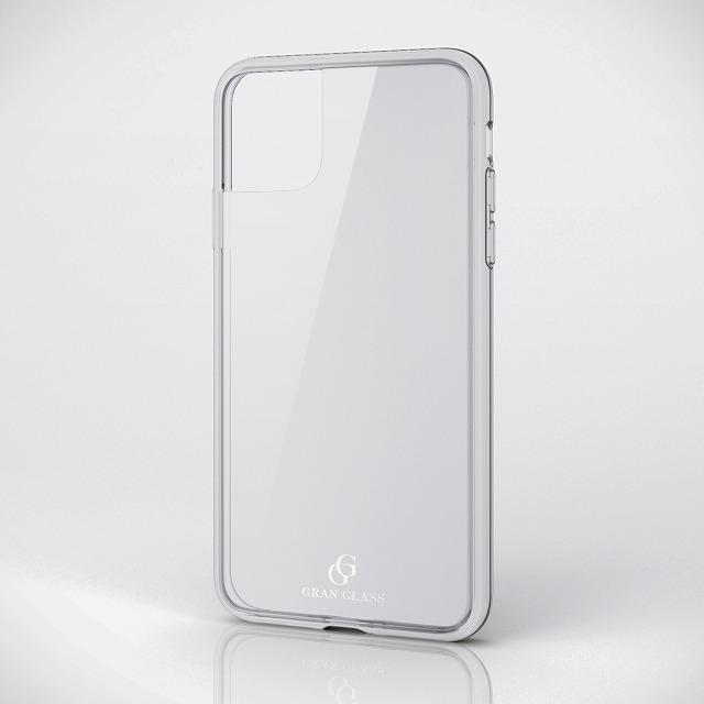 【iPhone11】 東急ハンズオリジナル ガラスケース i11