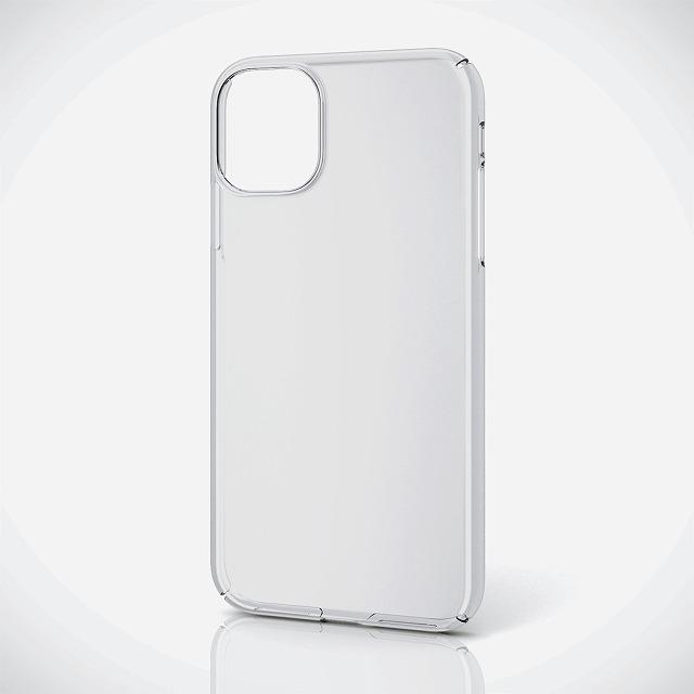 【iPhone11】 東急ハンズオリジナル ハードケース i11 クリア