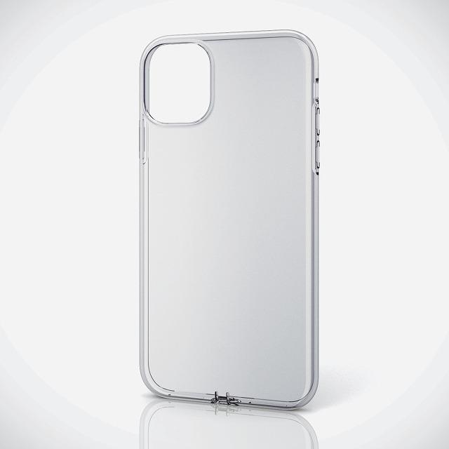 【iPhone11】 東急ハンズオリジナル ソフトケース i11 クリア
