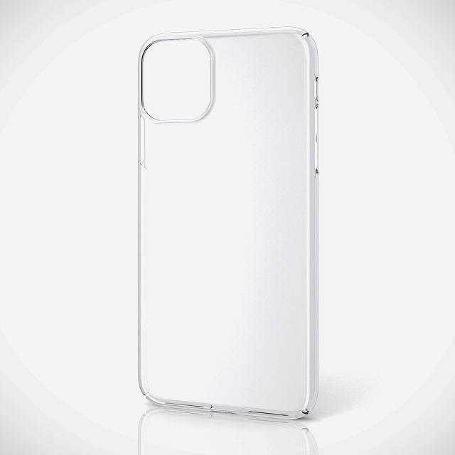 【iPhone11ProMax】 東急ハンズオリジナル ハードケース i11PM クリア