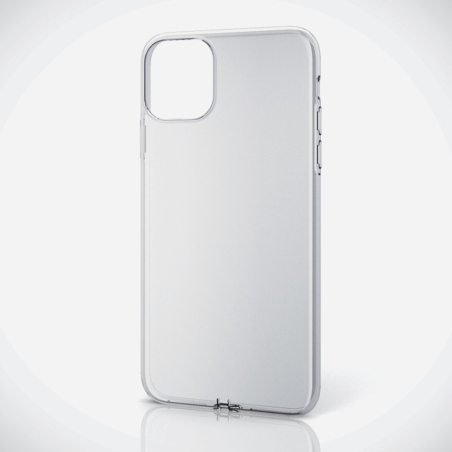【iPhone11ProMax】 東急ハンズオリジナル ソフトケース i11PM クリア│携帯・スマホケース iPhoneケース