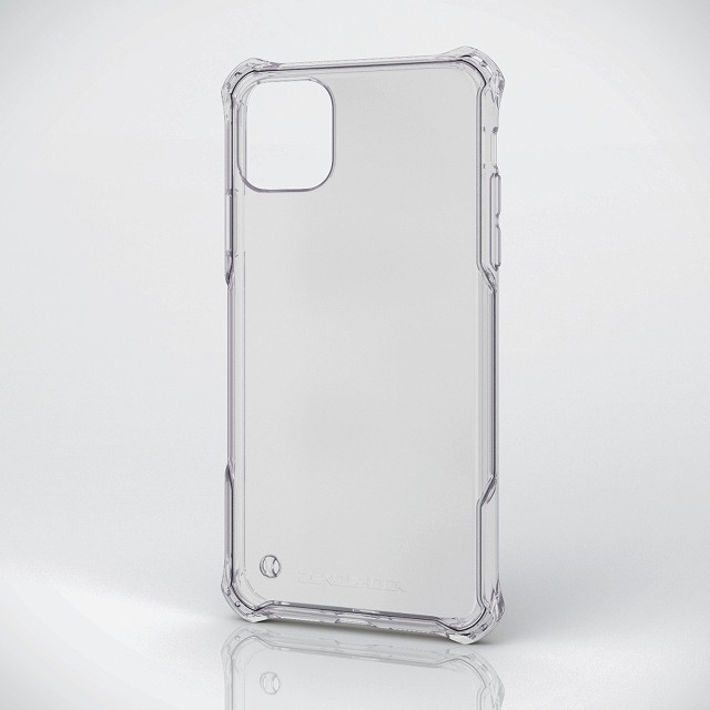 【iPhone11ProMax】 東急ハンズオリジナル ゼロショックケース i11PM