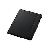 エレコム(ELECOM) iPad10.2インチ ソフトレザーケース ブラック