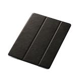 エレコム(ELECOM) iPad10.2インチ フラップケース ブラック