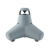 エレコム(ELECOM) テトラポッドスピーカー(TETRAPOD SPEAKER) CGY│オーディオ機器
