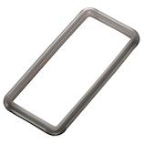 エレコム シリコンバンパー L 透明 BT03BK│携帯・スマホケース スマホケース