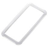 エレコム シリコンバンパー L 透明 BT03CR│携帯・スマホケース スマホケース