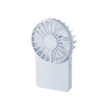 エレコム(ELECOM) 薄型ハンディファン FAN-U202BU ブルー│生活家電 扇風機