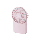 エレコム(ELECOM) 薄型ハンディファン FAN-U202PN ピンク