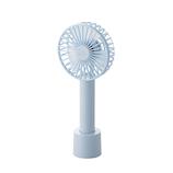 エレコム(ELECOM) ハンディファン FAN-U205BU ブルー│生活家電 扇風機