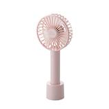 エレコム(ELECOM) ハンディファン FAN-U205PN ピンク│生活家電 扇風機