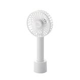 エレコム(ELECOM) ハンディファン FAN-U205WH ホワイト│生活家電 扇風機