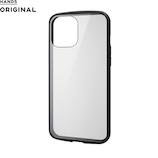【iPhone12 Pro Max】 東急ハンズオリジナル タフスリム ライトカラー 6.7インチ