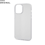 【iPhone12 Pro Max】 東急ハンズオリジナル ソフトケース 6.7インチ│携帯・スマホケース スマホケース