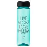 HALEIWA(ハレイワ) クリアボトル 400ml エメラルドブルー HGBT400EB