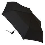 hands+ 自動開閉 折りたたみ傘 55cm ブラック│hands+ウェザー hands+ 折り畳み傘