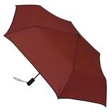 hands+ 自動開閉 折りたたみ傘 55cm レッド│hands+ウェザー hands+ 折り畳み傘