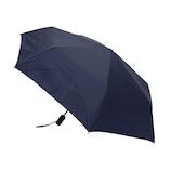 hands+ 自動開閉 超撥水折りたたみ傘 50cm ネイビー│レインウェア・雨具 折り畳み傘
