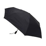 hands+ 自動開閉 超撥水折りたたみ傘 58cm ブラック│レインウェア・雨具 折り畳み傘