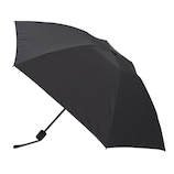 hands+ 新簡単開閉超撥水折りたたみ傘 70cm ブラック